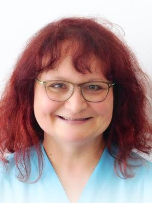 Antonietta Zabransky, Examinierte Krankenschwester